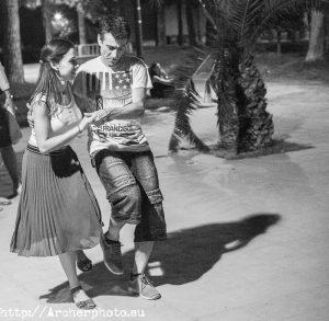 Lindy Hop, Valencia, fotógrafo danza baile
