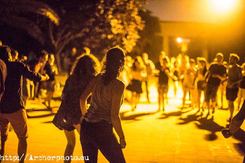 Lindy Hop, St.John's Eve and Valencia