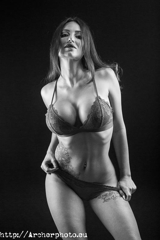 fotógrafo profesional, fotografía boudoir Valencia Archerphoto, modelo de boudoir