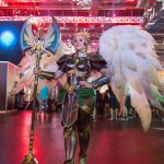 @ShappiWorkshop Dreamhack Valencia 2017 esports cosplay