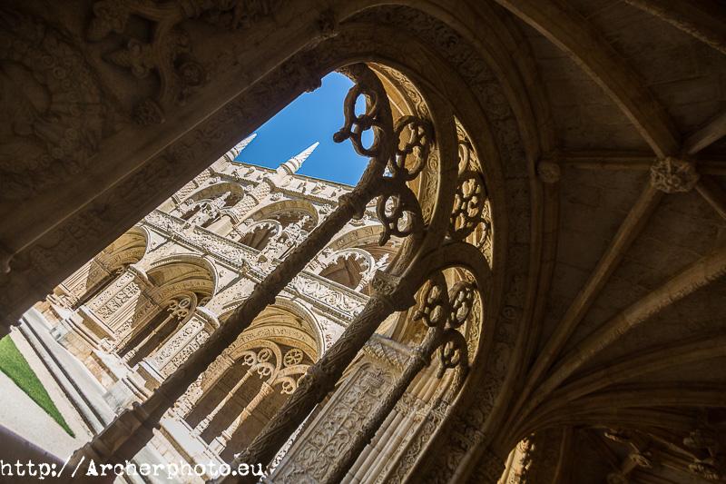 Lisboa por Archerphoto - Un momento de descanso - Monasterio de los Jerónimos