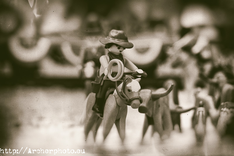 Clicks Playmobil in Valencia Spain - Archerphoto, professional photographer.