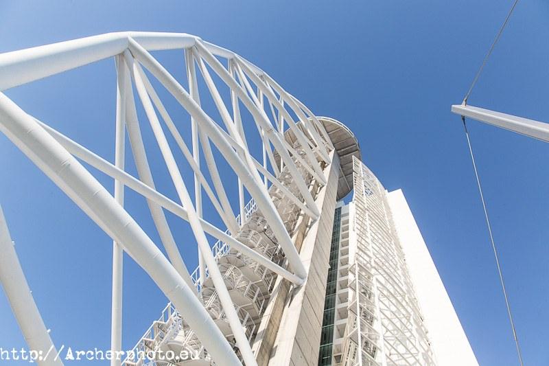 Torre Vasco da Gama,fotógrafo profesional,fotografo,Archerphoto,Lisboa
