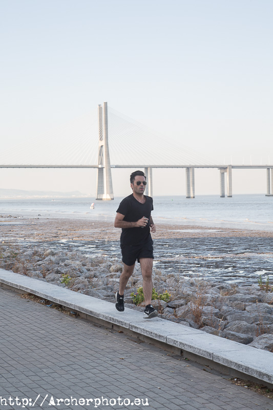 Runner,monumento,Archerphoto,fotógrafo profesional,Lisboa.