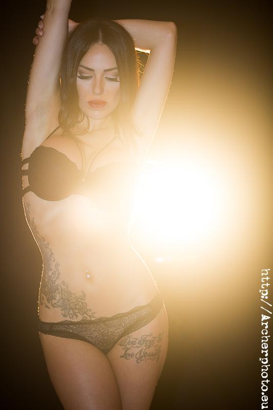 Vicctoria, sesión de estudio, fotógrafo profesional Valencia Archerphoto,fotografo,boudoir,Valencia