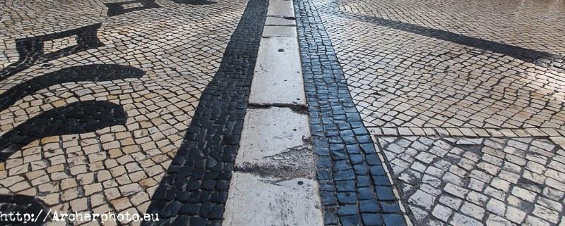 Mosaico en Lisboa. Archerphoto, fotógrafo profesional.