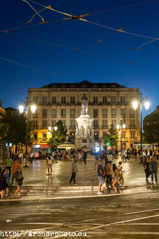 Praça Luís de Camões, Lisboa, Archerphoto, fotógrafo profesional