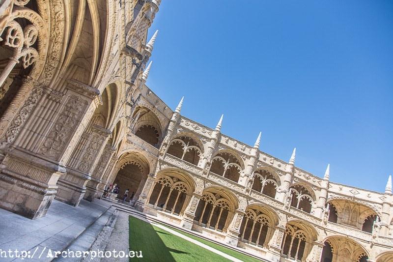 Convento de los Jerónimos Lisboa, por Archerphoto, fotógrafo profesional