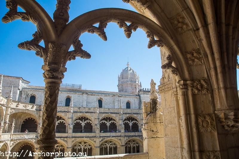 Mosteiro dos Jerónimos Archerphoto, fotógrafo en España y Portugal