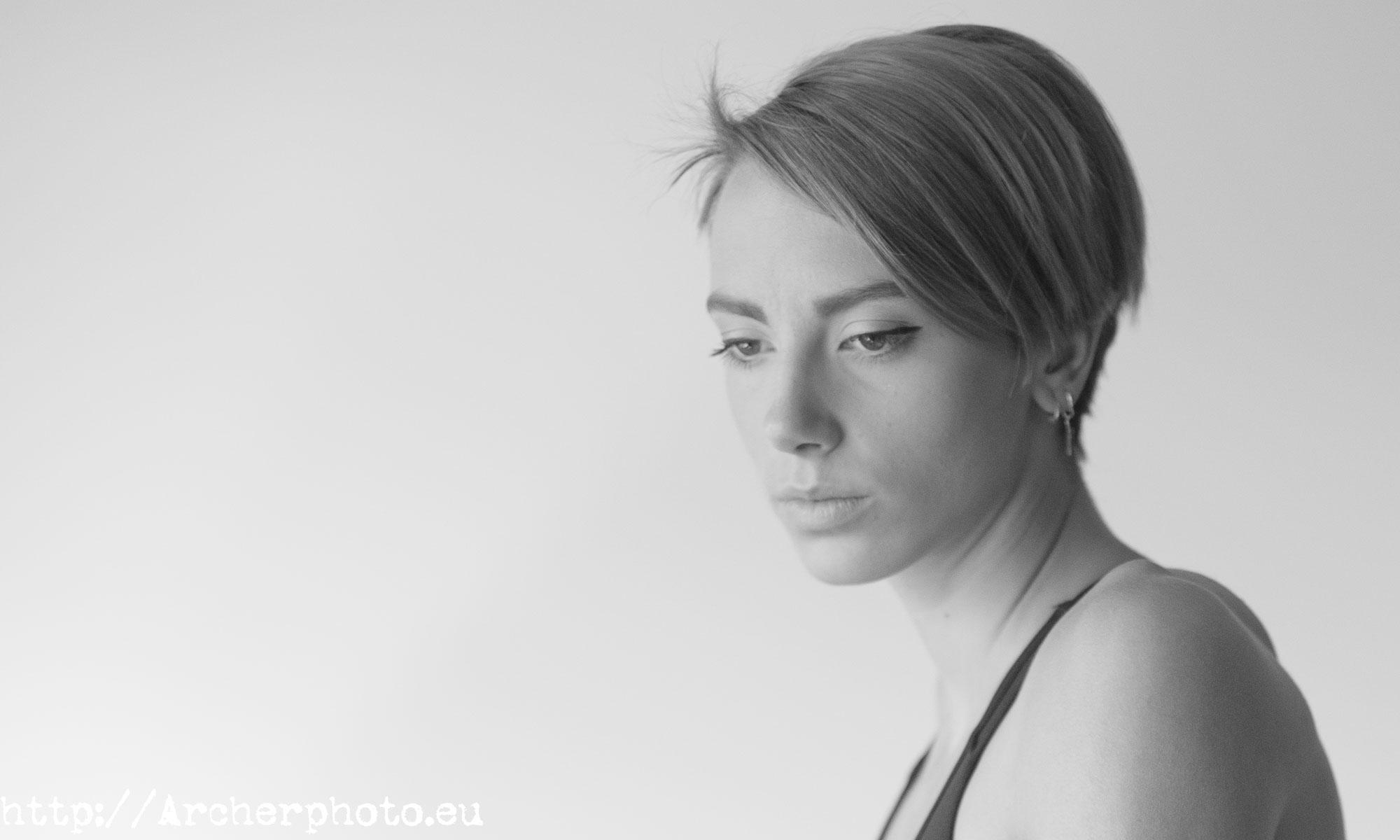 Sofía en el gym, por Archerphoto,fotógrafo Valencia.