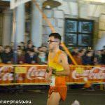 San Silvestre València 2017,corredor,fotografia deportiva