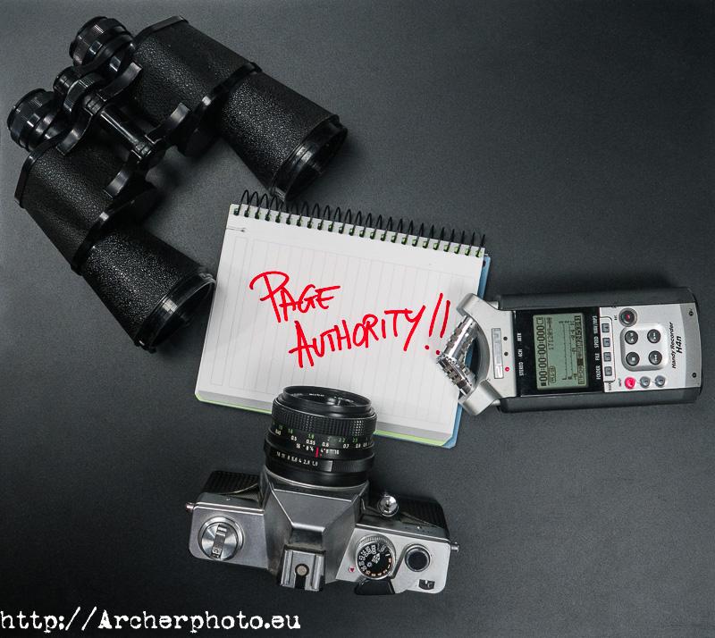 Page Authority,posicionamiento web,SEO,fotografo,imagen