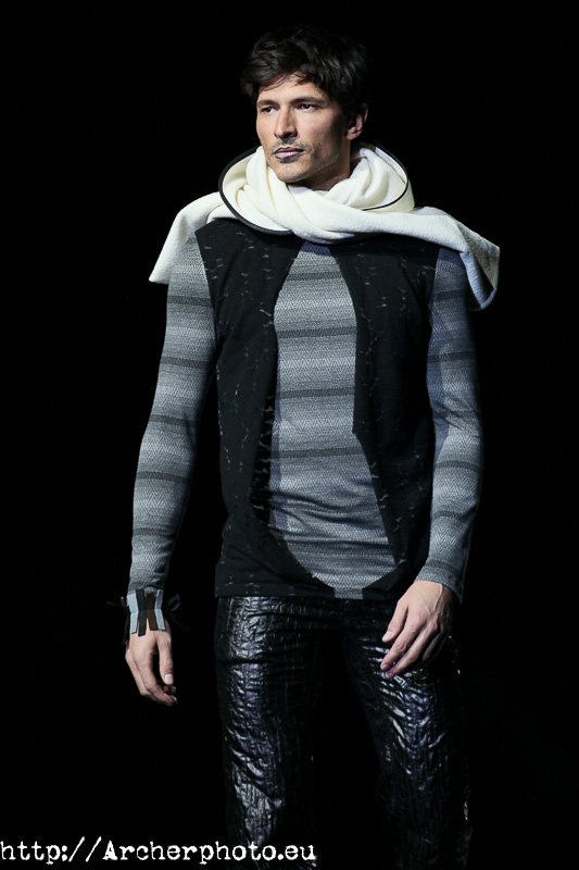 Andrés Velencoso en 2009,agencias de modelos,fotografo