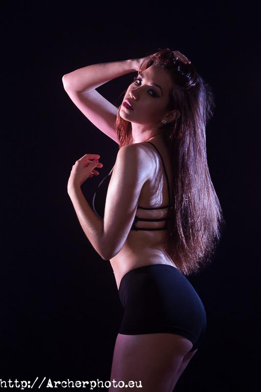 fotografía boudoir, retrato Mariana Uscanga, fotógrafo Valencia