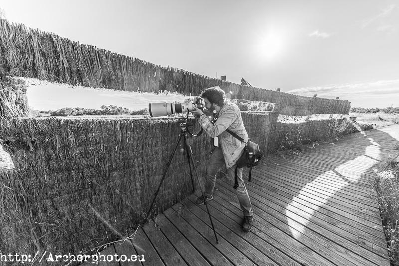 Ignacio Monasterio por Archerphoto, fotógrafo profesional, Doñana, 2018
