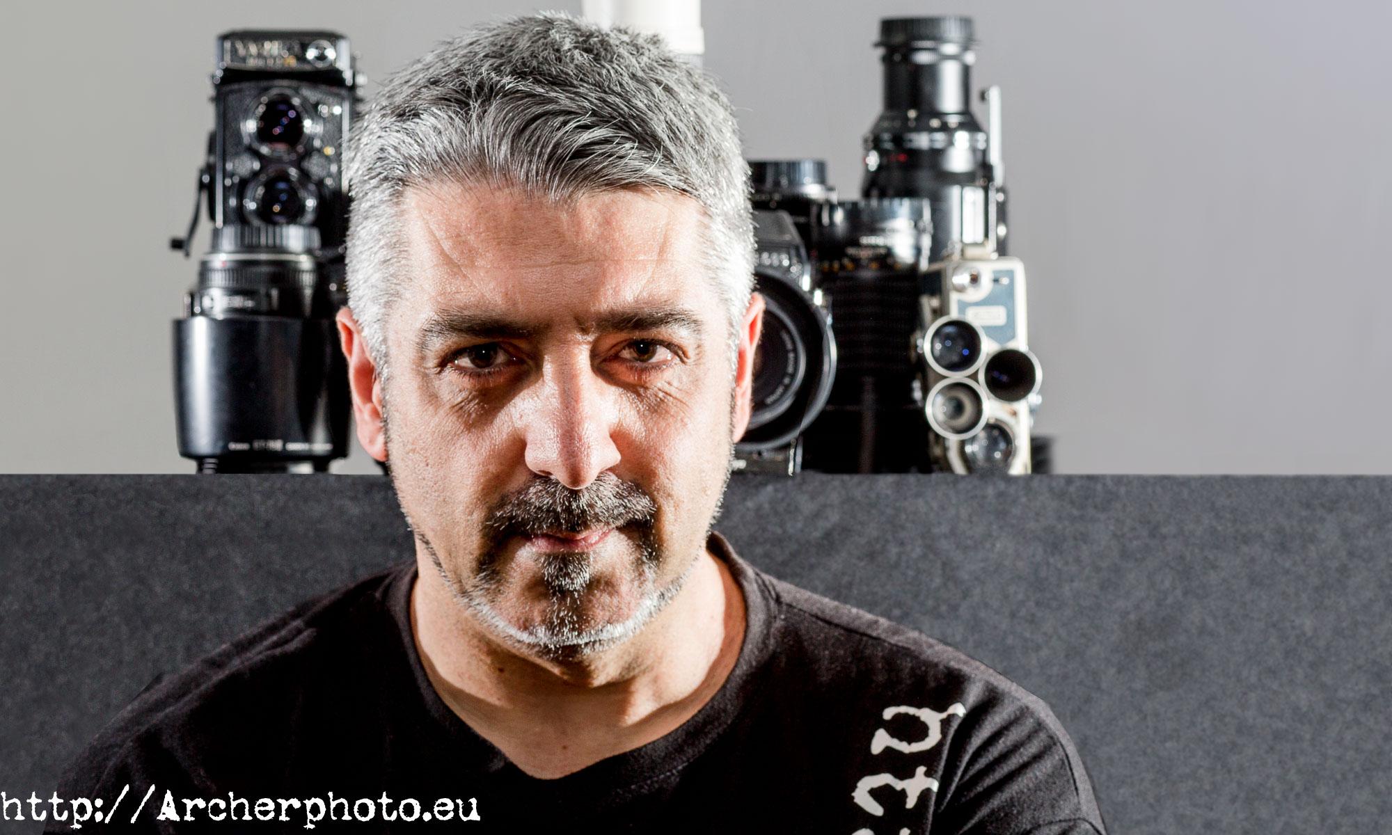 Sobre Archerphoto - Sergi Albir - Fotógrafo profesional en Valencia