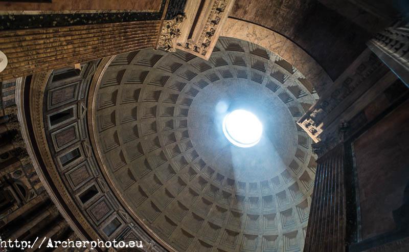 Un poco de Roma. Panteón de Agripa.