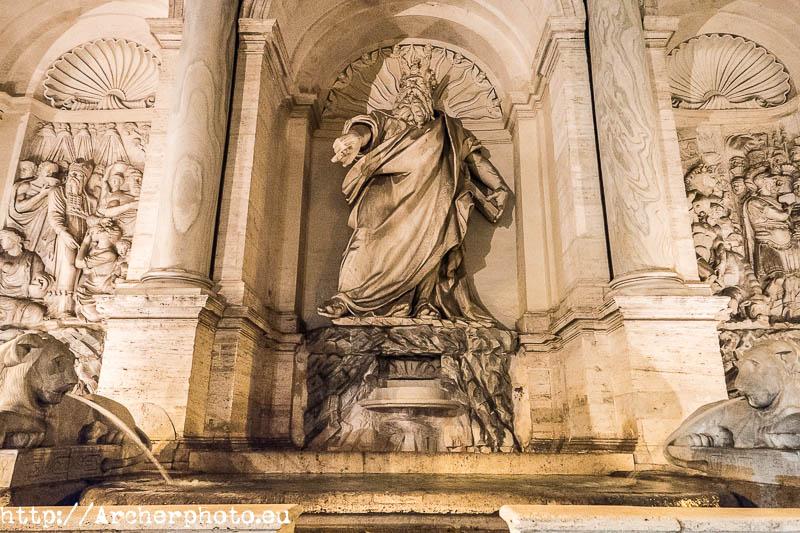 Fuente de Moisés. Un poco de Roma, fotos de Sergi Albir, fotógrafo profesional