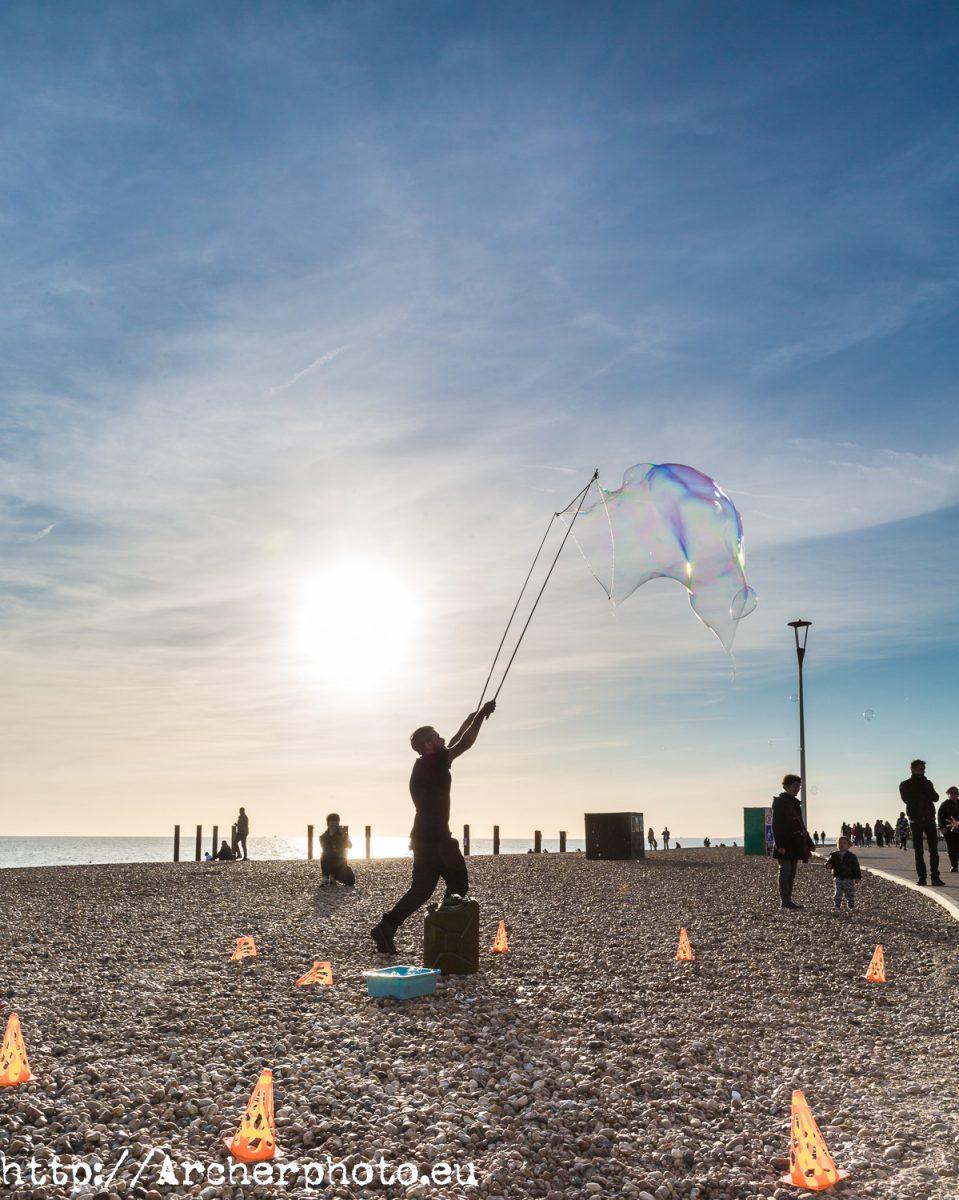 Brighton en octubre