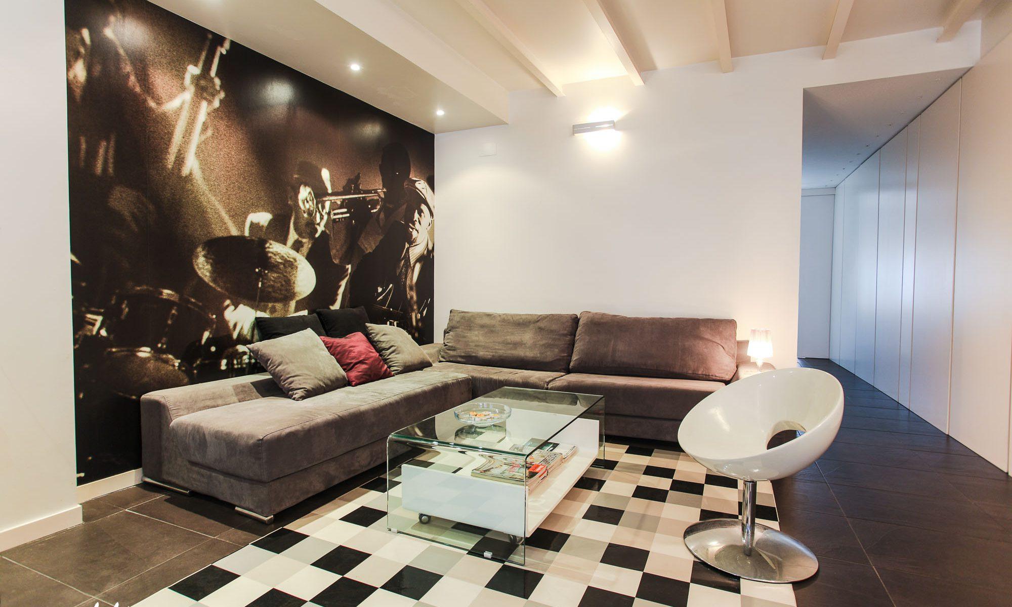 Fotografía para inmobiliarias (Proyecto de CAO Interiores, fotografía de Archerphoto)