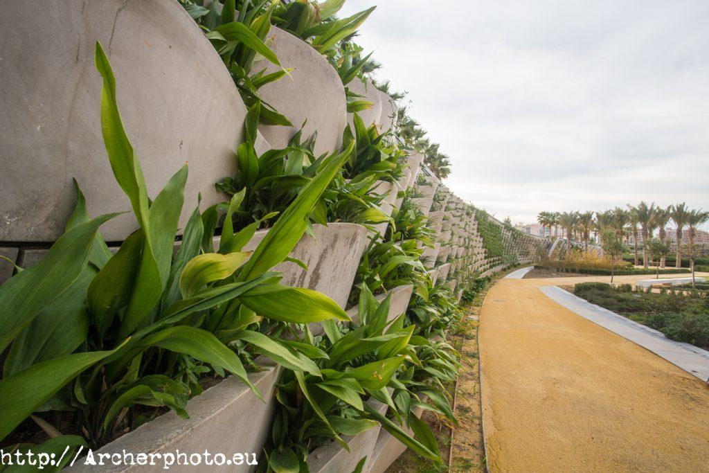 Parque Central, Valencia, por Archerphoto, foto y video