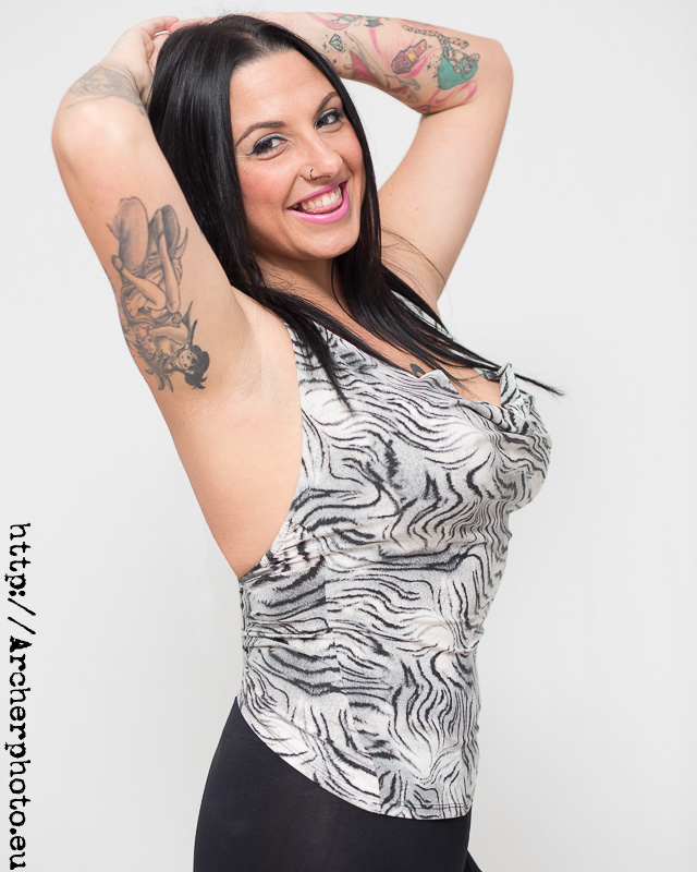Retrato de Nathalie. Foto de Archerphoto, fotografos Valencia