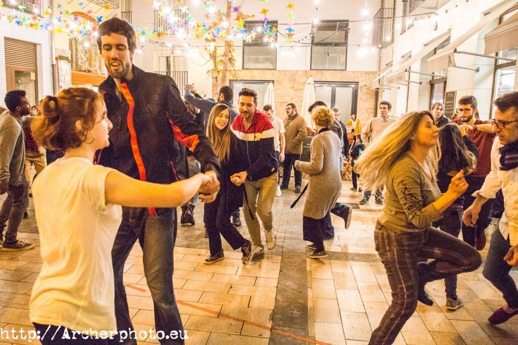 Más Lindy Hop en Valencia: 3 de enero de 2019