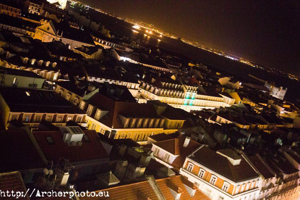 fotos urbanas y nocturnas (ii), imagen de Lisboa, por Sergi Albir, fotografo