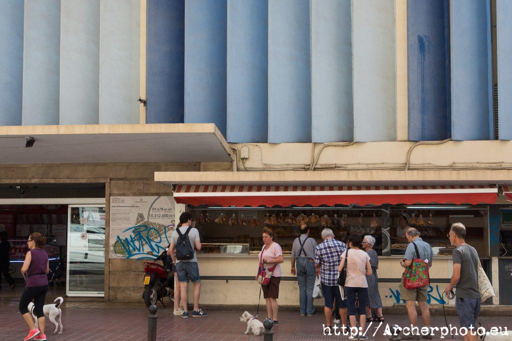 Mercado de Ruzafa, Valencia. Fotografia Valencia Archerphoto.