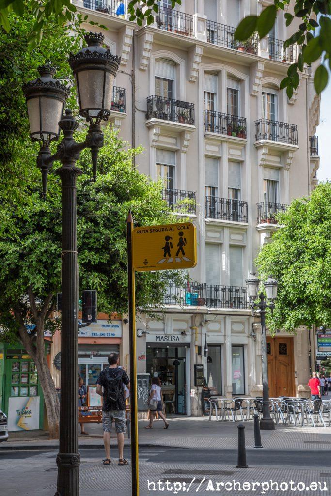 Ruzafa (en valenciano, Russafa), barrio de Valencia, España, Europa, por Archerphoto, fotografo profesional