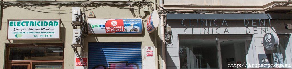 La evolución de Ruzafa en tres locales. Imagen de Archerphoto, fotografos Valencia.