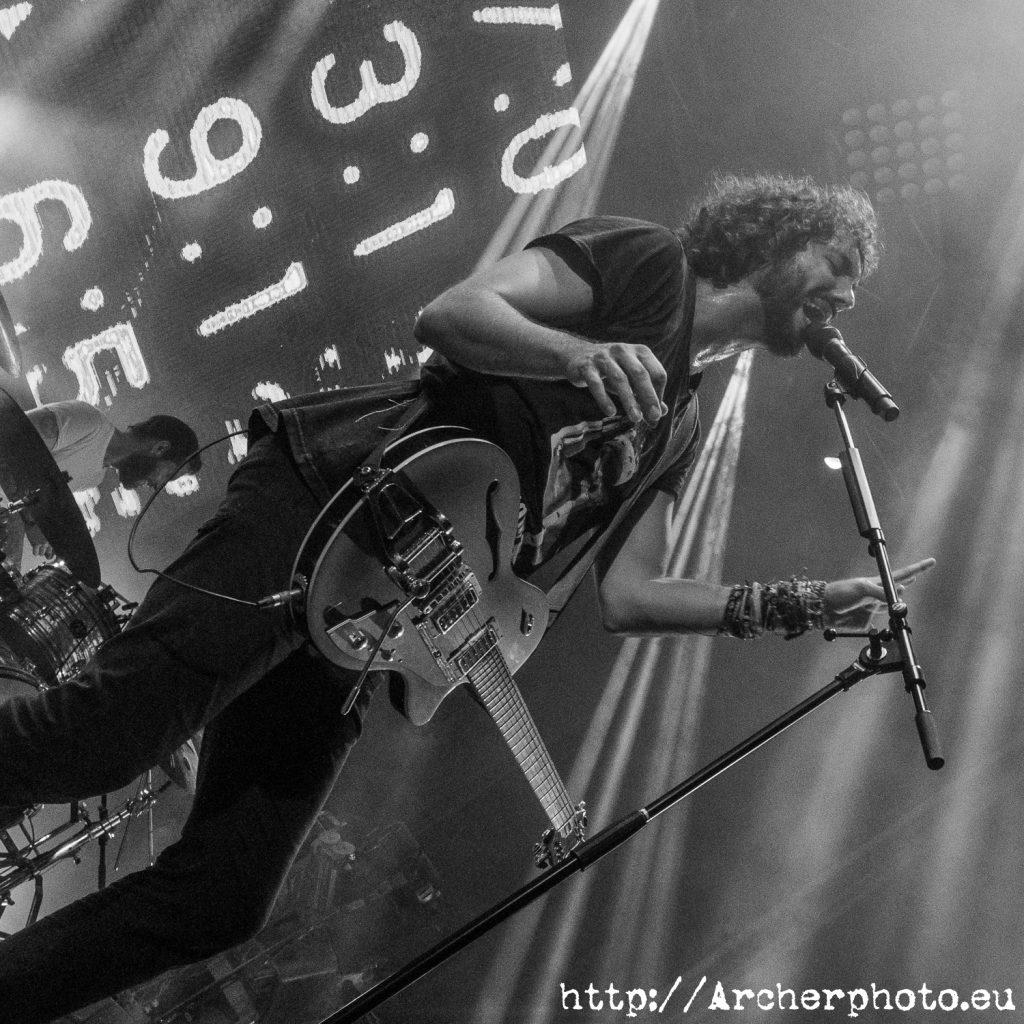 Izal en concierto, Archerphoto fotografos Valencia