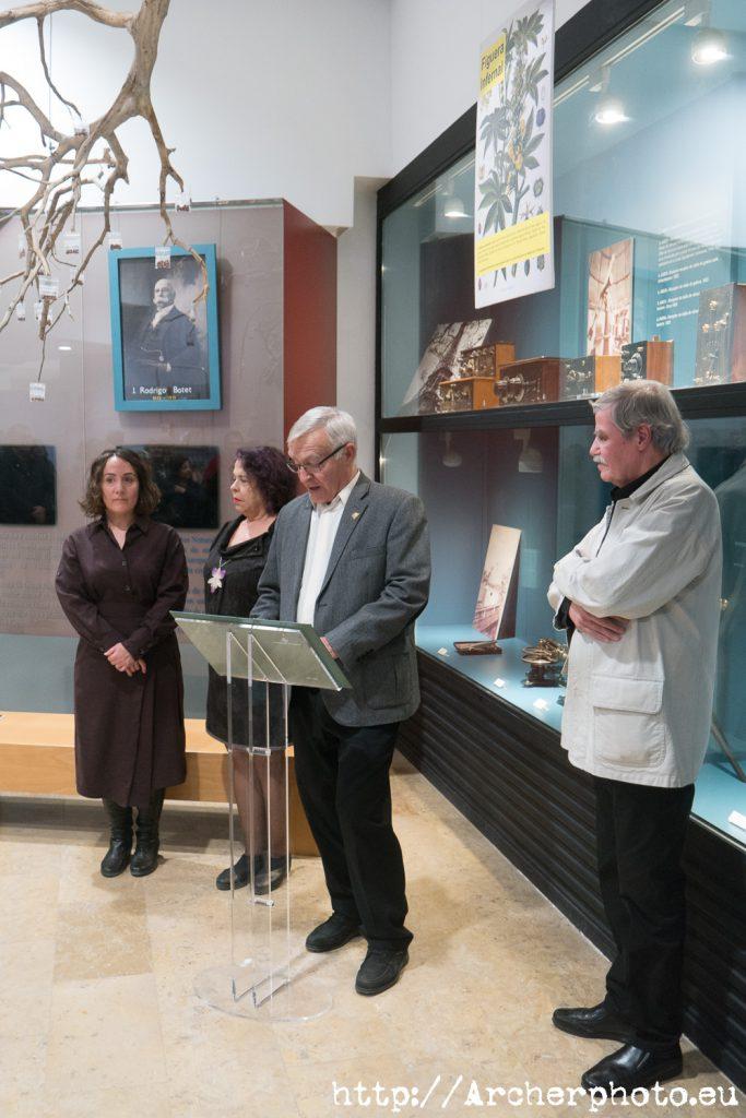"""exposición """" Alexander Von Humboldt: En la Naturaleza todo está conectado""""t en València, imagen de Sergi Albir, Archerphoto"""