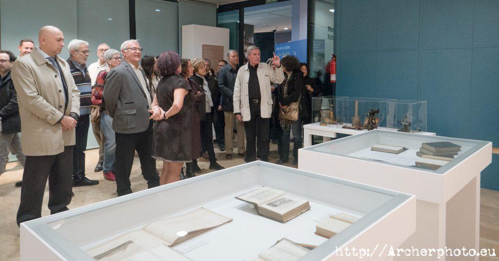 """exposición sobre Alexander Von Humboldt: En la Naturaleza todo está conectado""""t en València, imagen de Sergi Albir, Archerphoto"""