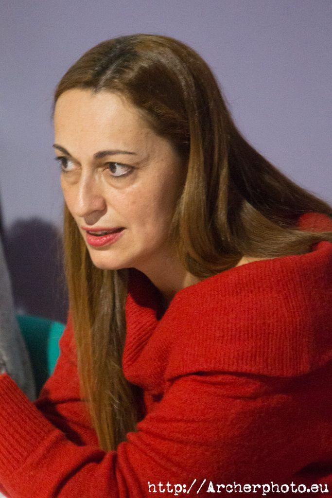Gemma Solsona en Hispacón 2019.