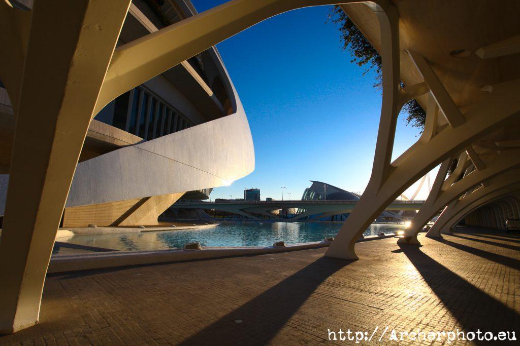 Palau de les Arts, por Archerphoto, fotografo Valencia.