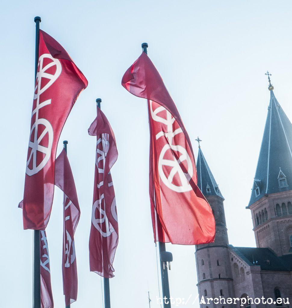Escudo de Maguncia, Mainz.