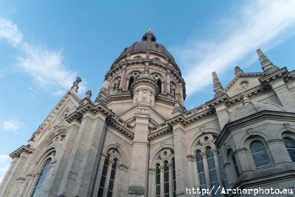 Christuskirche, Maguncia, por Archerphoto, fotografo profesional