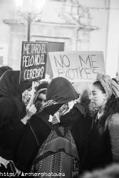 Día de la Mujer, Valencia, España, 2018