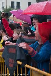 Manifestación antitaurina en Valencia, por Archerphoto, fotógrafo