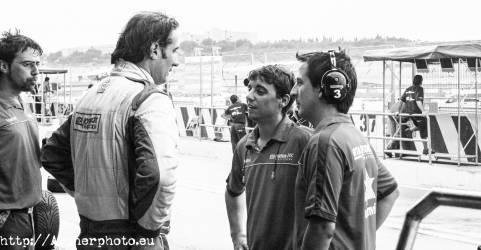 Formula 3, Cheste, 2007, por Archerphoto, fotografo profesional en Valencia, deportes de motor