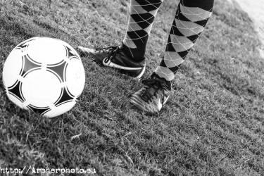 Fotografías de footgolf en Valencia, por Sergi Albir, fotógrafo profesional